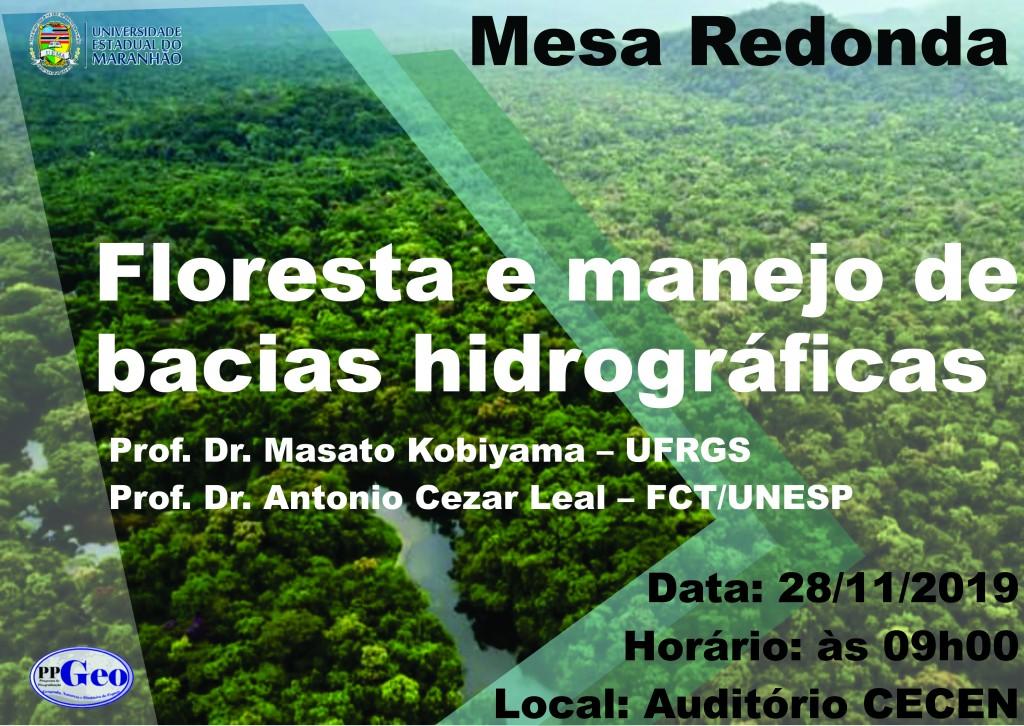 Floresta e manejo de BHs